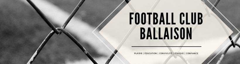 F.C Ballaison : site officiel du club de foot de BALLAISON - footeo