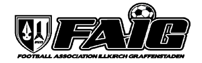 FAIG : U 13 équipe 3  : site officiel du club de foot de illkirch - footeo