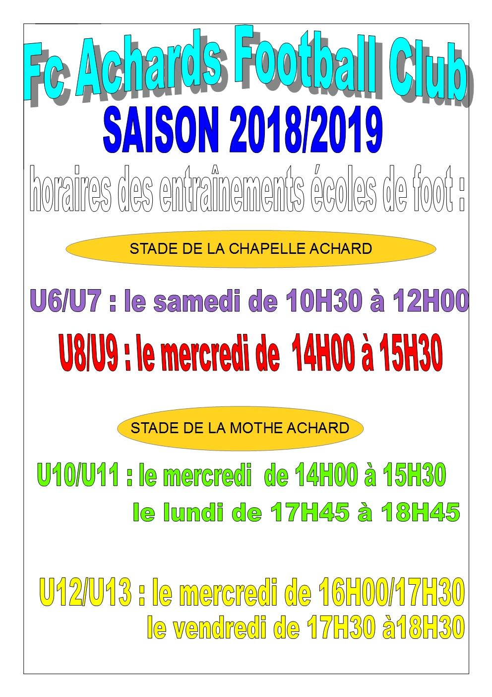 horaires_entrainements école_de_football saison 2019.jpg