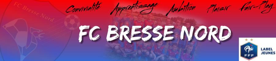 Football Club Bresse Nord : site officiel du club de foot de Saint-Trivier-de-Courtes - footeo