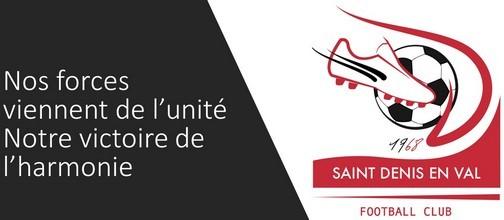Football Club de Saint-Denis en Val : site officiel du club de foot de ST DENIS EN VAL - footeo