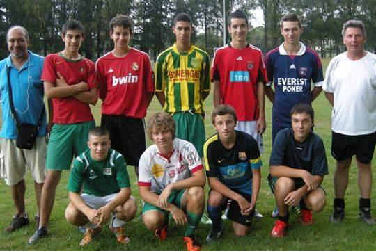 FC AUTUN U 18