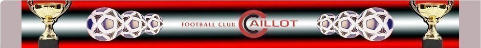 ~ ~FOOTBALL  CLUB  CAILLOT ~~ : site officiel du club de foot de REIMS - footeo