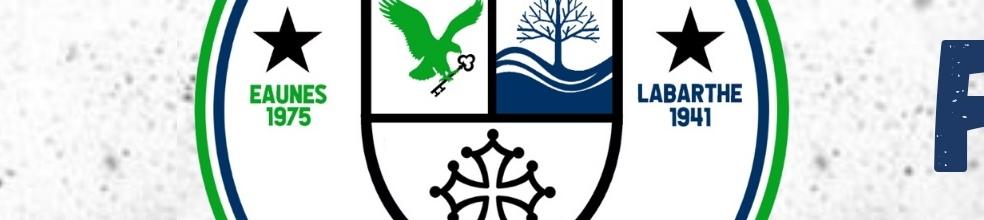 FOOTBALL CLUB EAUNES LABARTHE : site officiel du club de foot de LABARTHE SUR LEZE - footeo