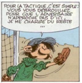 Jérôme à l'ouvrage!!