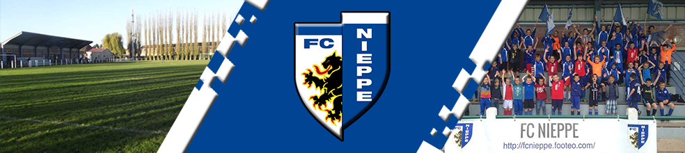 FC NIEPPE : site officiel du club de foot de NIEPPE - footeo