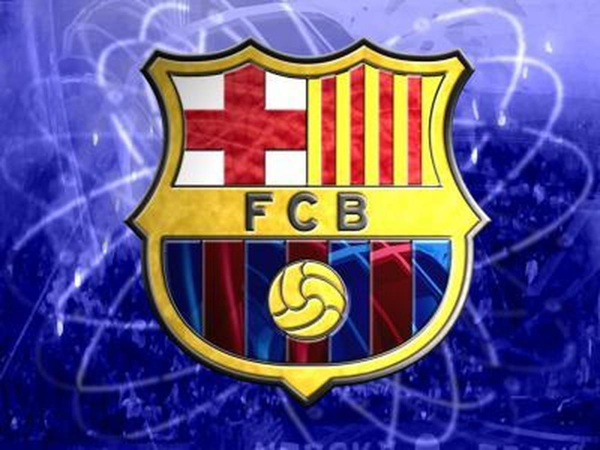 Actualit barcelone club football football club point du jour footeo - Logo barcelone foot ...