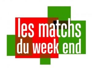 Matchs du Week-end