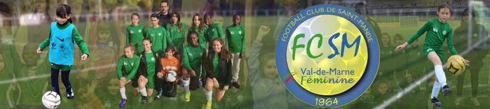 FC SAINT-MANDE FEMININE : site officiel du club de foot de ST MANDE - footeo