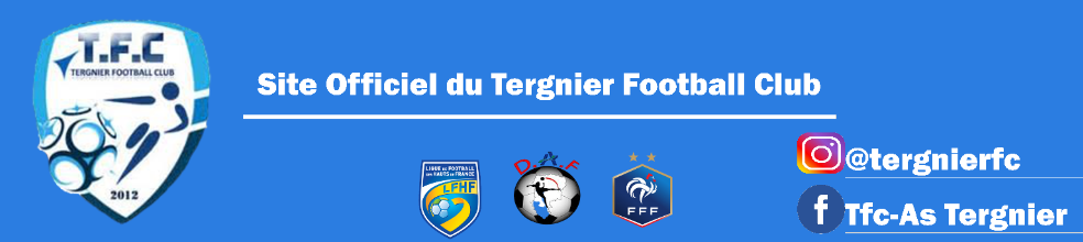 TERGNIER FOOTBALL CLUB : site officiel du club de foot de Tergnier - footeo