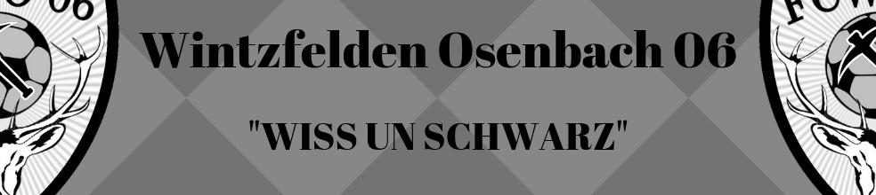 Football Club Wintzfelden - Osenbach 06 : site officiel du club de foot de WINTZFELDEN - footeo