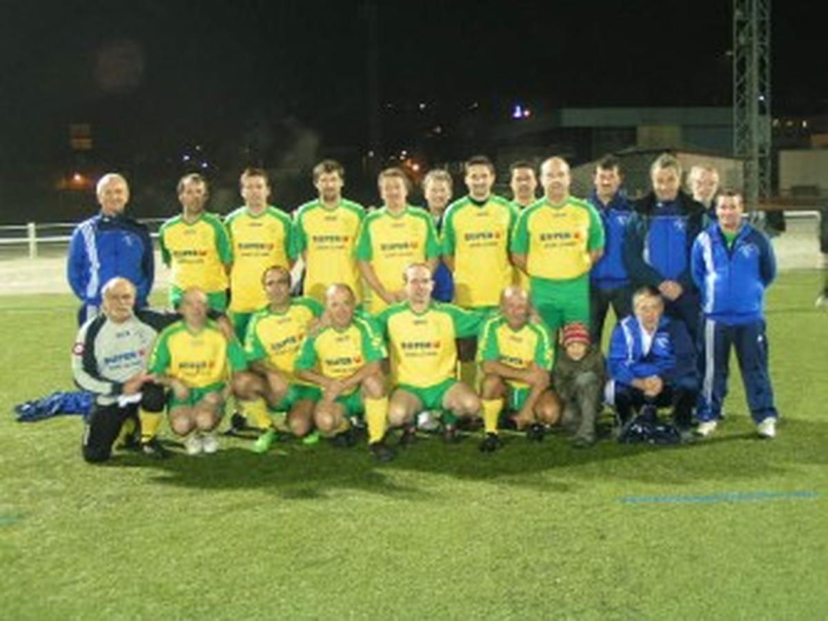 FOOT VETERANS BAUME LES DAMES