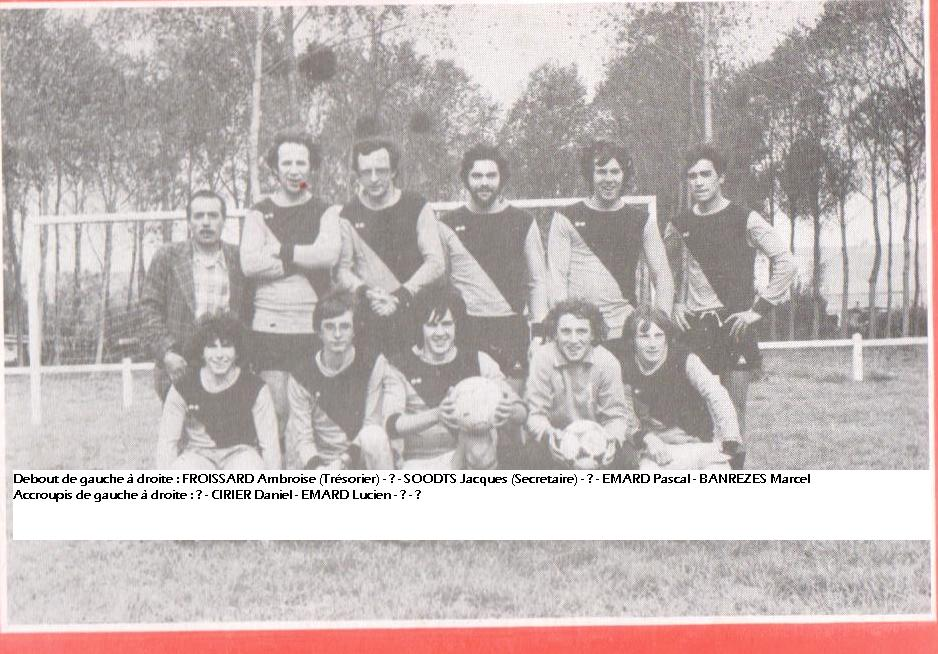 Seniors B 1981/1982