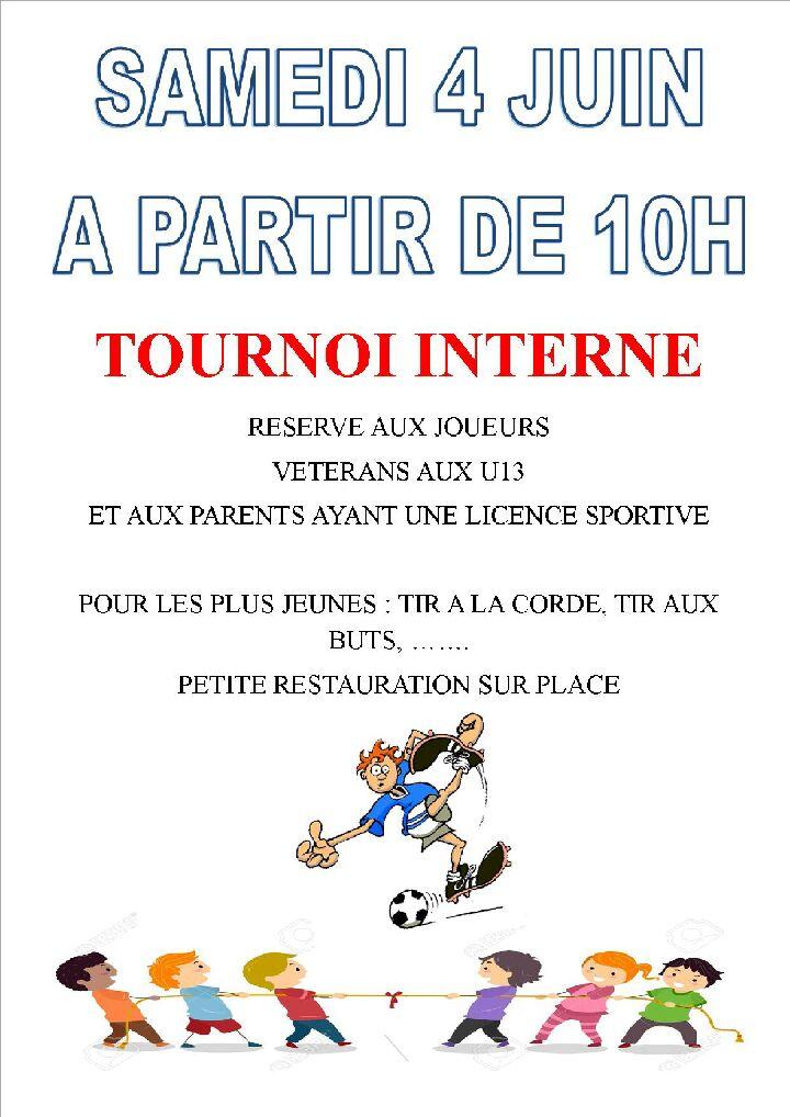 Tournoi Interne