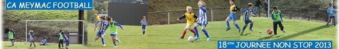 JOURNEE NON-STOP FOOTBALL : site officiel du tournoi de foot de MEYMAC - footeo