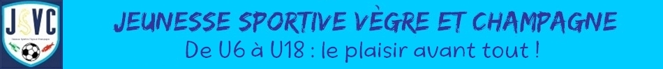Entente Jeunesse Sportive Vègre et Champagne - JSVC : site officiel du club de foot de Brûlon - footeo