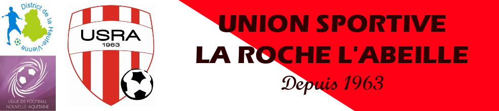 U.S LA ROCHE L'ABEILLE : site officiel du club de foot de LA ROCHE L ABEILLE - footeo