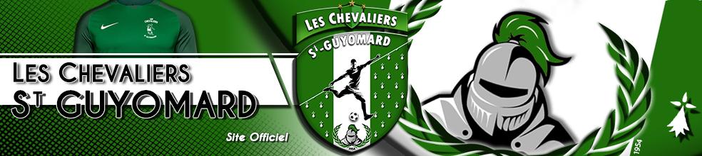 LES CHEVALIERS ST-GUYOMARD : site officiel du club de foot de ST GUYOMARD - footeo