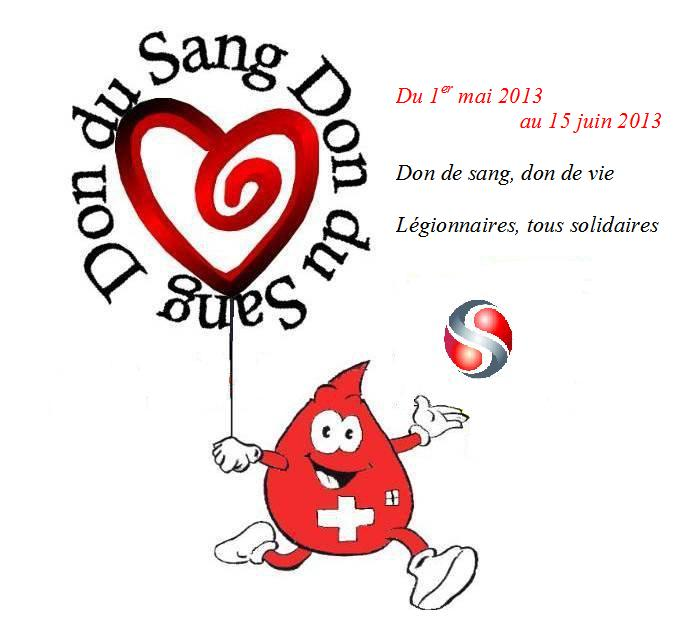 affiche LSP don du sang 2013