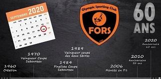 Olympic Sporting Club de Fors : site officiel du club de foot de FORS - footeo
