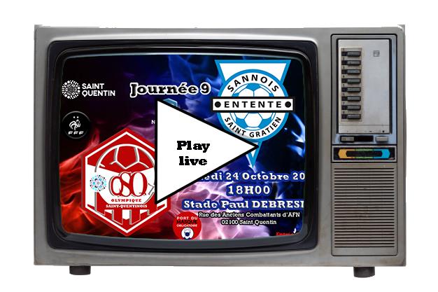 Direct Live FUCHS Sports OSQ - ESSG à 18H00