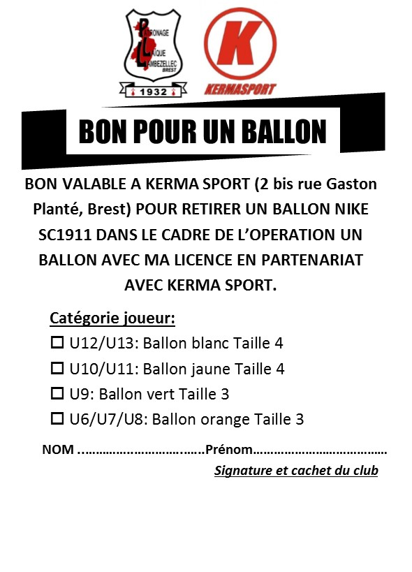 Actualité Pour Club Ballon Bon Un Sport Chez Valable Kerma HawZHq