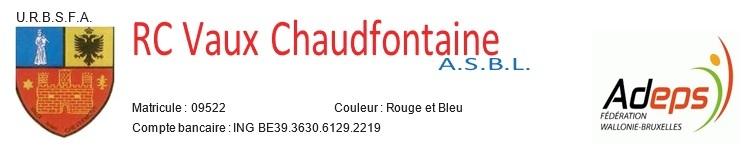 RACING CLUB VAUX CHAUDFONTAINE : site officiel du club de foot de vaux-sous-chevremont - footeo