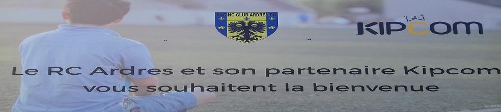 RC Ardres : site officiel du club de foot de Ardres - footeo