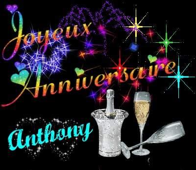 Actualite Bon Anniversaire A Anthony Photo N 1 Club