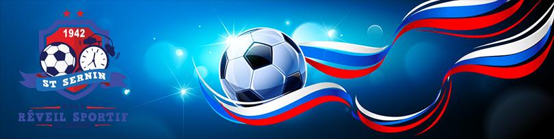 RÉVEIL SPORTIF DE ST SERNIN : site officiel du club de foot de ST SERNIN - footeo