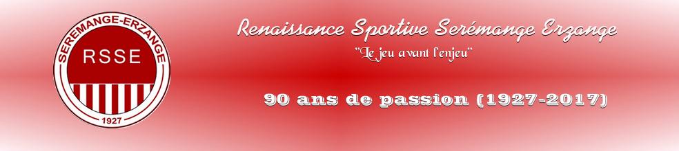 Renaissance Sportive Serémage-Erzange : site officiel du club de foot de SERÉMANGE-ERZANGE - footeo