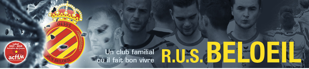 R.U.S. Beloeil : site officiel du club de foot de Quevaucamps - footeo