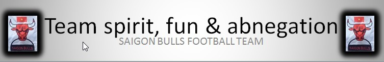 Saigon Bulls : official website of HCMC football club - footeo