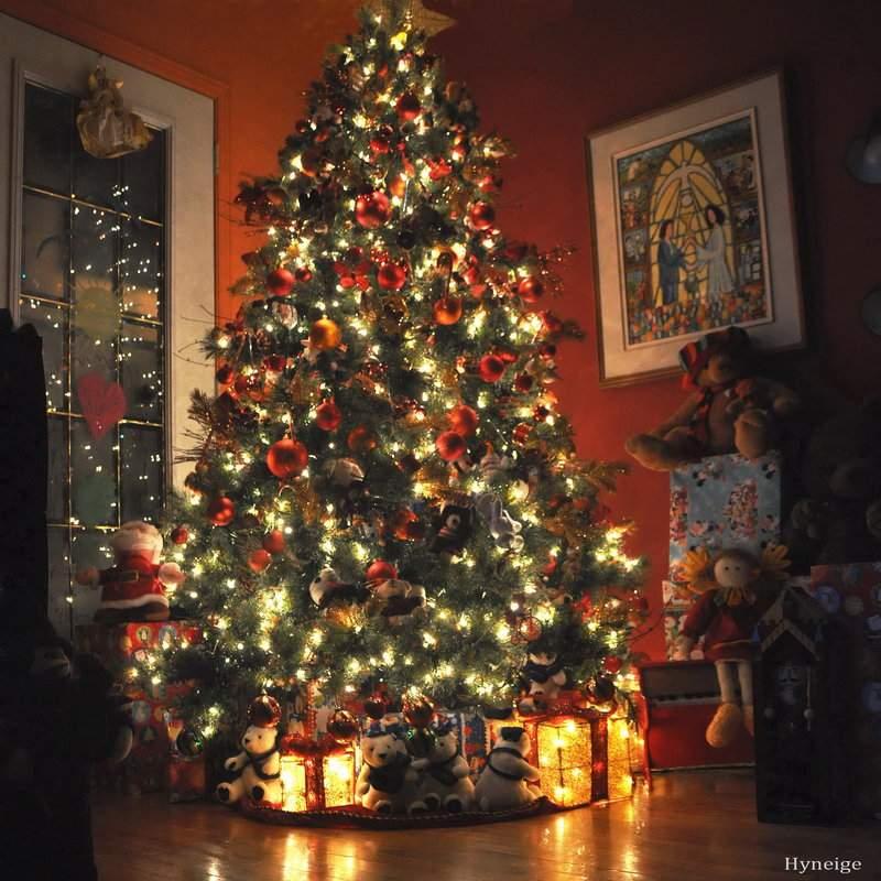 Image Arbre De Noel actualité - arbre de noel - club football saint vigor le grand - footeo