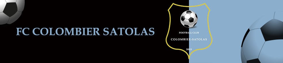 FOOTBALL CLUB COLOMBIER SATOLAS : site officiel du club de foot de SATOLAS ET BONCE - footeo