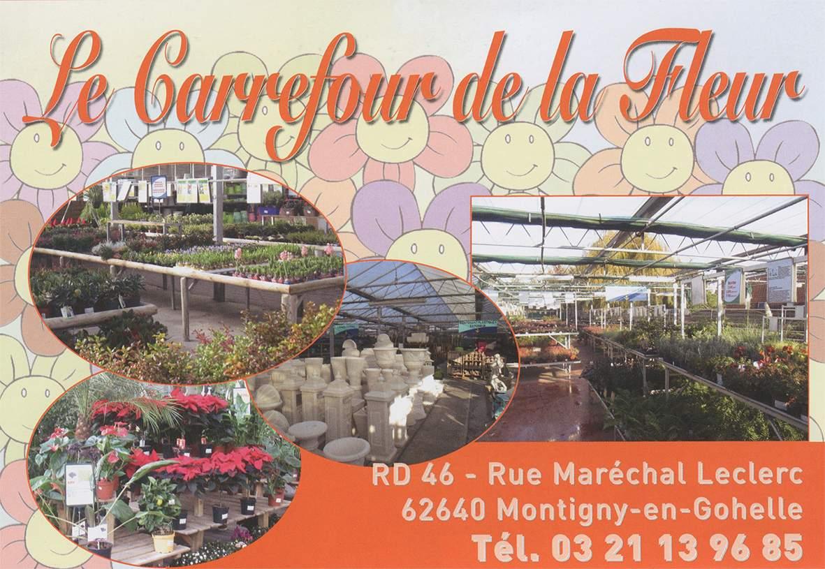 Le Carrefour De La Fleur Club Football Sporting Club Fouquierois