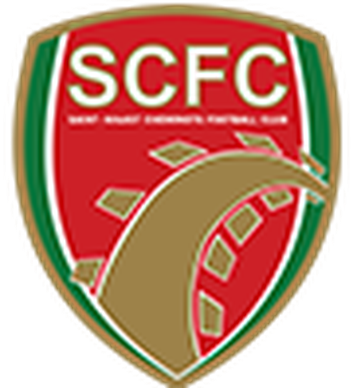 logo du club Saint-waast Cheminots Football Club