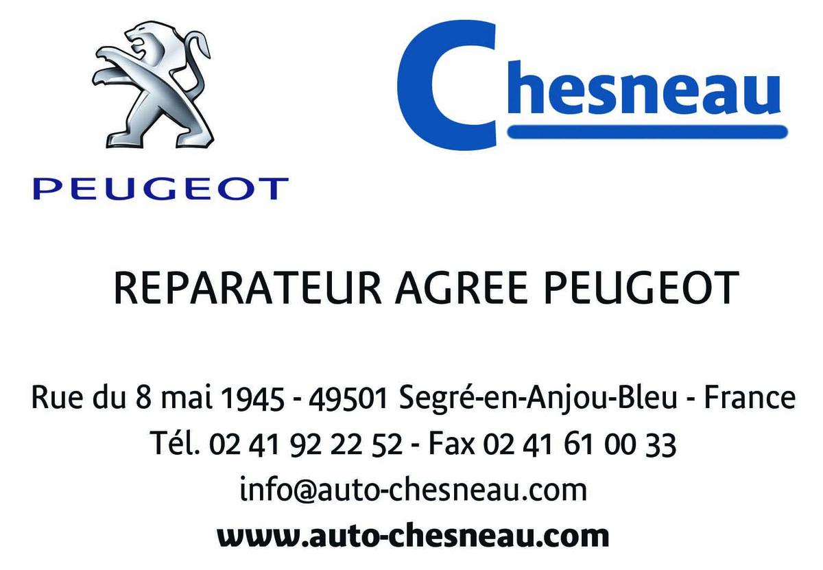 Menuiserie Du Haut Anjou garage chesneau - club football sporting club gemmois - footeo