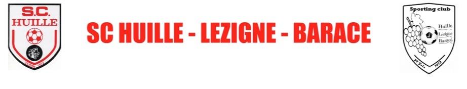 Sporting Club Huillé Lézigné Baracé : site officiel du club de foot de HUILLE - footeo