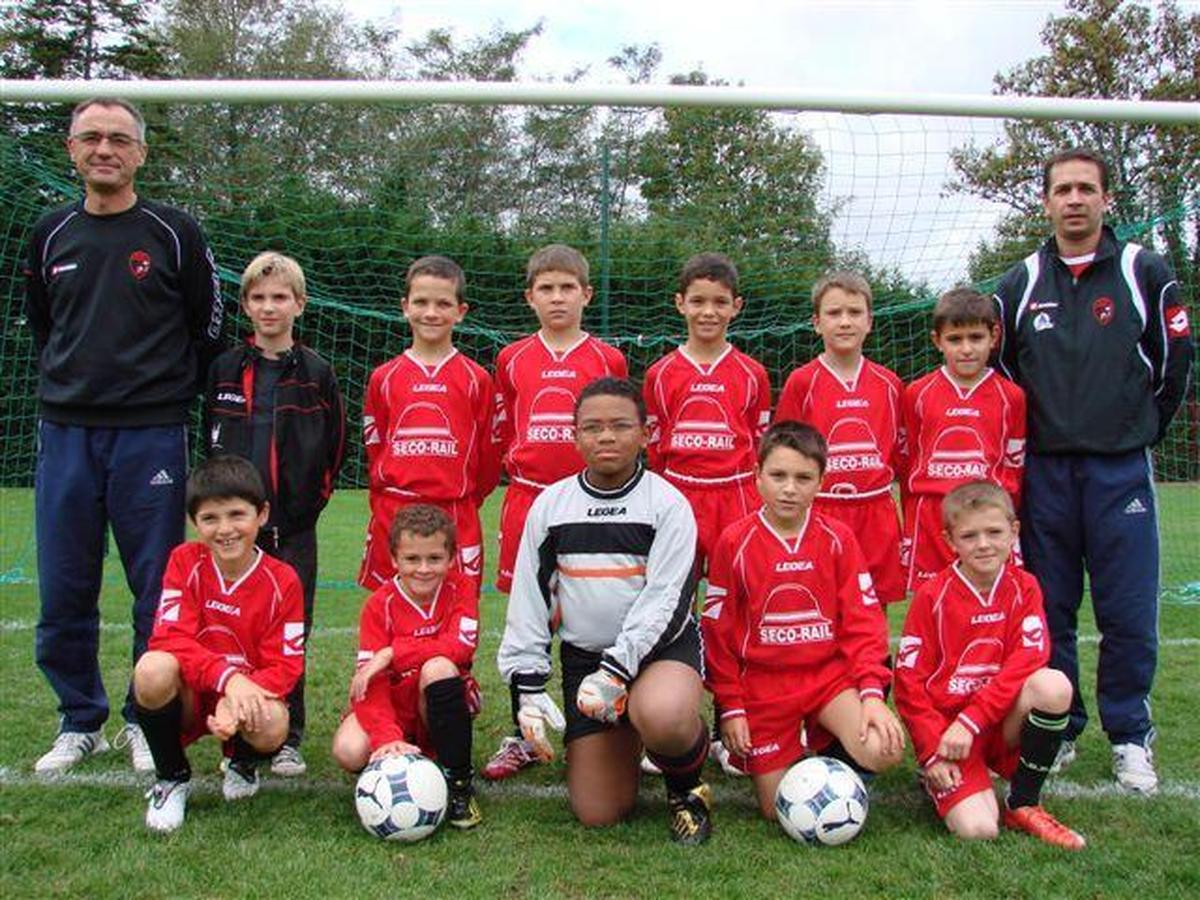 Actualit r sultats coupe u11 club football sc st - Resultat coupe d europe de foot ...