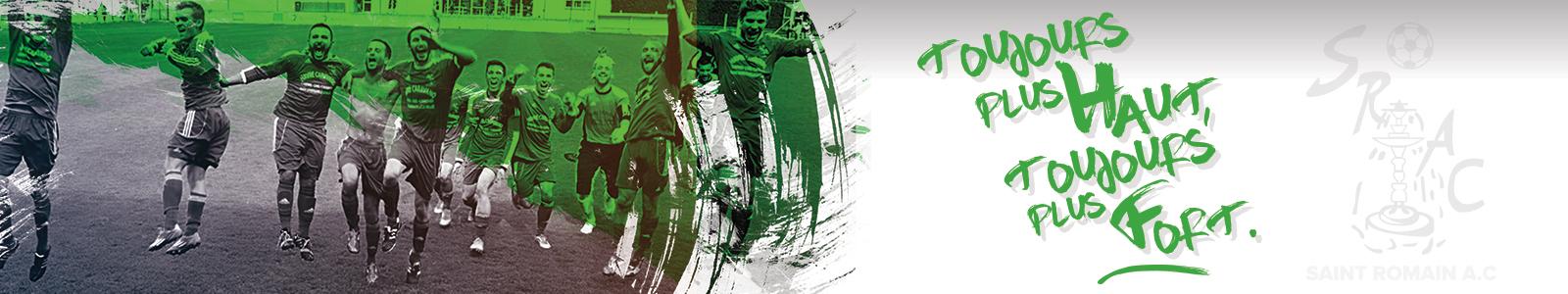 SAINT ROMAIN ATHLÉTIC CLUB ( Club labellisé FFF) : site officiel du club de foot de ST ROMAIN DE COLBOSC - footeo