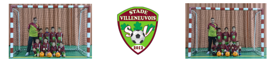 STADE VILLENEUVOIS : site officiel du club de foot de LA VILLENEUVE AU CHENE - footeo