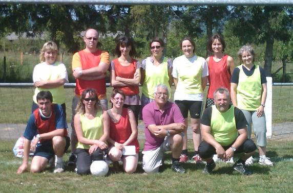les parents participent au tournoi
