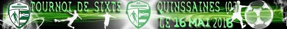 Tournoi de sixte Quinssaines (03) : site officiel du tournoi de foot de QUINSSAINES - footeo