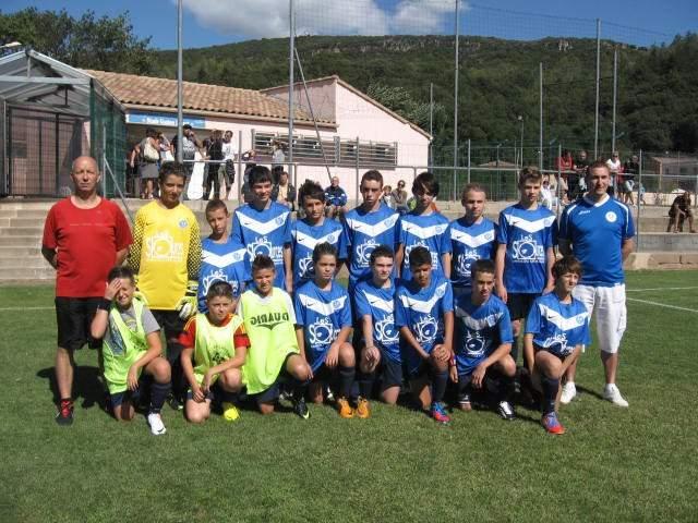 U15 Lamalou les Bains (34)