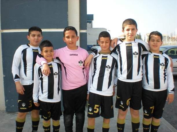 U11 FC Narbonne Septimanie 2
