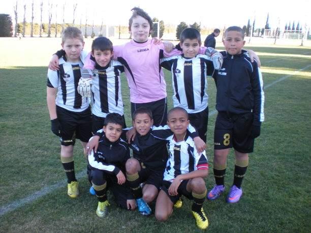 U11 FC Narbonne Septimanie 1