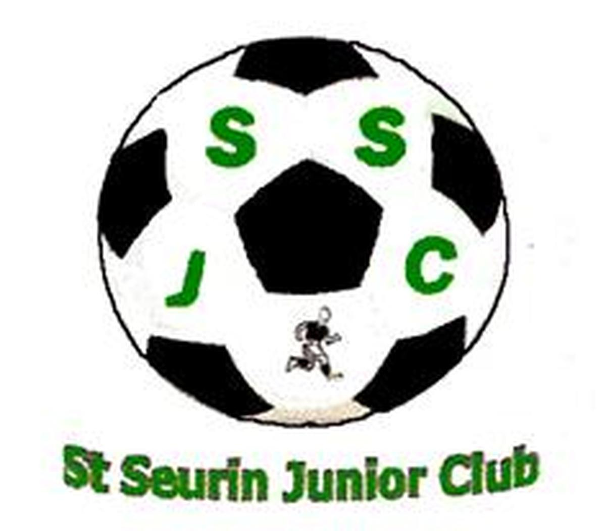 ST SEURIN JUNIOR C U6/U7 1