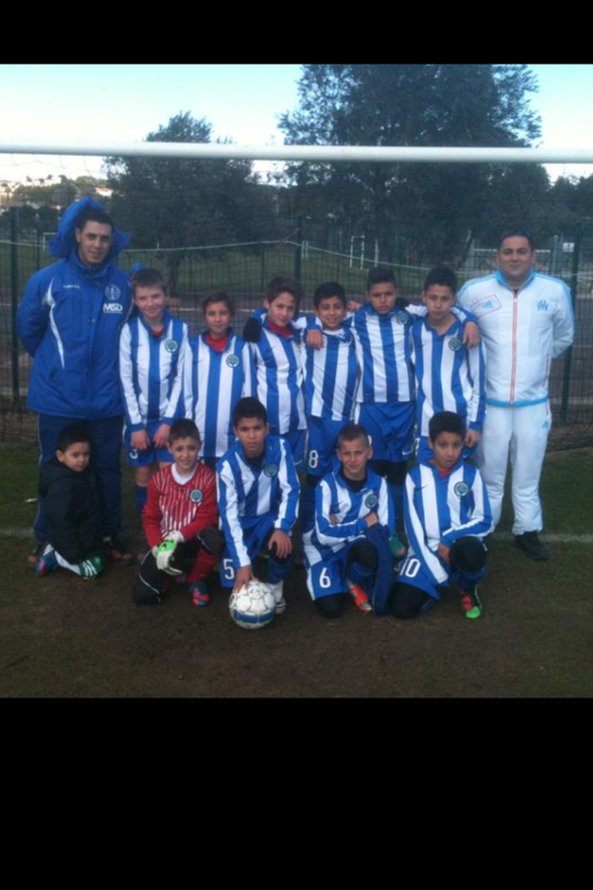 BEAUCAIRE OL U11