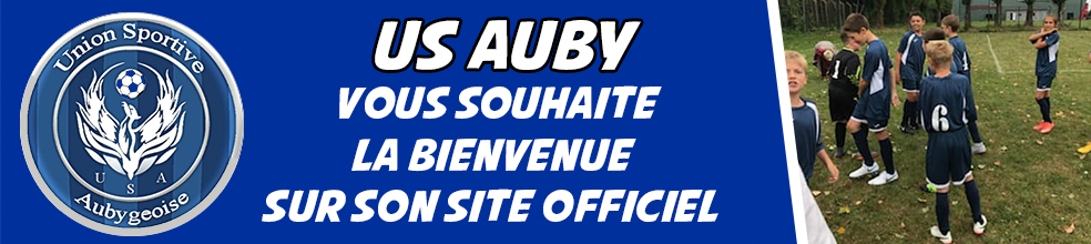 Union Sportive Aubygeoise  : site officiel du club de foot de Auby - footeo